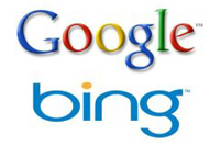 google_bing_logos