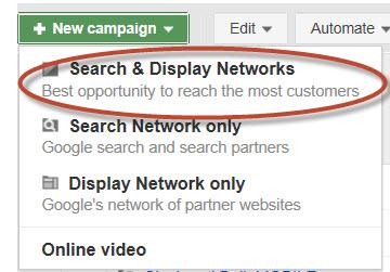 google network default