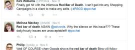 rbod tweets