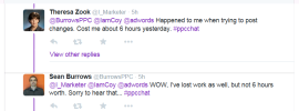 adwords editor crashing