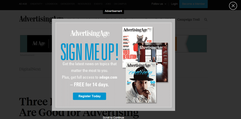 ad age interstitial