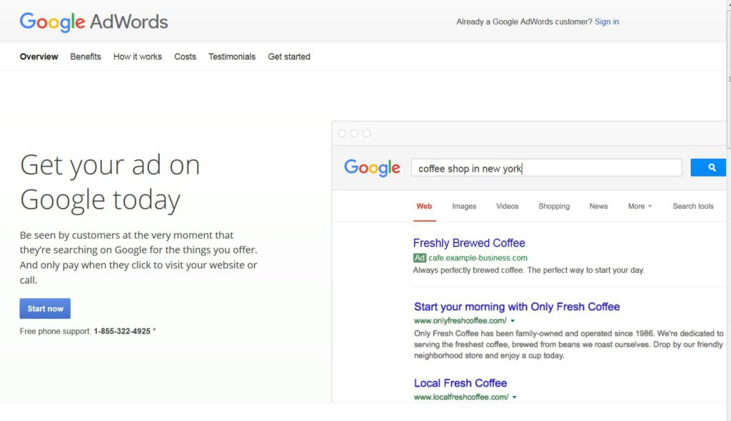 adwords-home-page